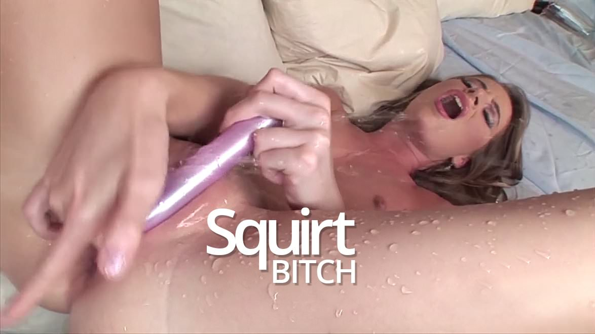 Massiv squirting video