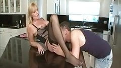 Nina Fucks Her Grandsons Friend