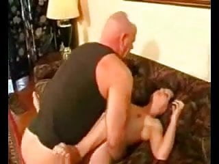 MILF Slut Takes 3 Anal Cocks And Gets Covered From Head To Toe