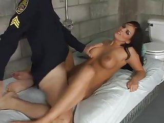BBQ MacKenzee Pierce Jail Cell Anal