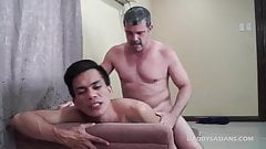 Daddy and Young Argie Barebacking