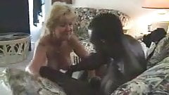 Marcia and blqck friend
