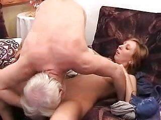 Old man girl boob - Old man fuck girl full tape