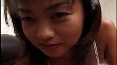 asian Girl likes cock
