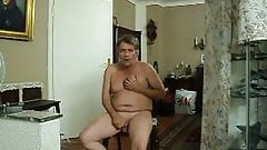 Nude exposed  slut in front of cam