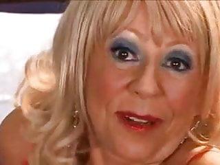 beautiful granny fucked very nicely - still limp dick-
