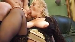 Bbw blond mature ass fucked