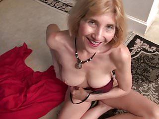 Anal sex addict granny wants double penetration
