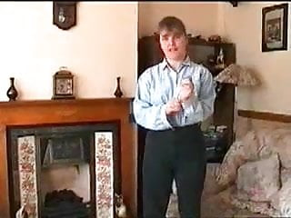 Home Video - British Couple fucks in the carpet