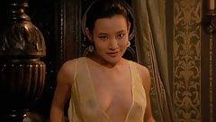 Joan Chen Juicy Nipples In Tai-Pan Movie ScandalPlanet.Com's Thumb