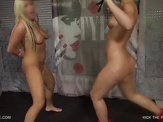 Kick the Pussy - Queensnake.com - QSBDSM.com