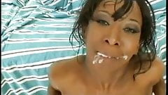 Stacey Cash Gets Rammed And DP
