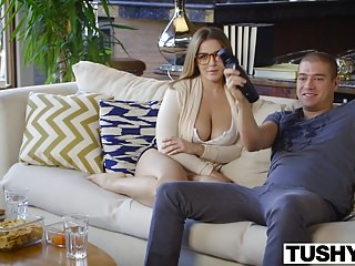 Download video bokep TUSHY First Anal For Curvy Natasha Nice Mp4 terbaru