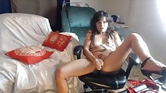 Real MILF Toying