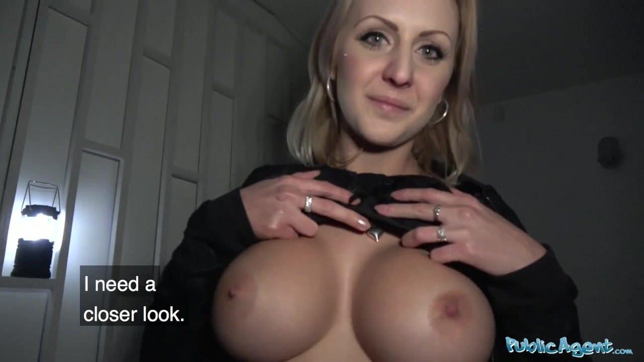 Agent Public Porn