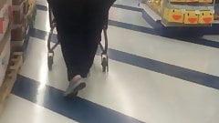 Monster Granny Ass