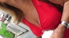 upskirt pantie 95 grannie sexy