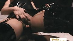 Slave Has Fun Drilling His Bossy Mistress