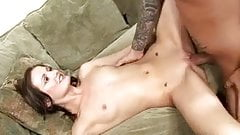 Nice Tits Haley Got A Cumshot