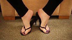 next door sluty shows sandalsher new