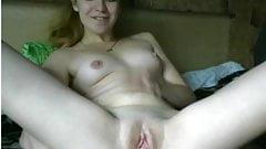 cute girl masturbate on cam