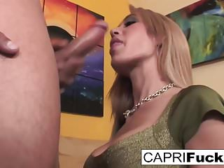 Capri Gets Horny She Wont Stop Till Danny Comes Over