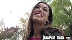 Mofos - Public Pick Ups - Spanish Beauty Gives Messy Head st