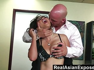 Preview 2 of RealAsianExposed  Jessica Bangkok Is the Best Secretary Ever