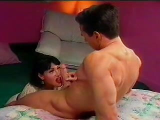 Jeanna Fine Gets A Face Full Of Peter North