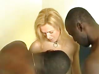 Hot blonde wife 2 BBC