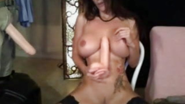 Chronicle dildo mature riding moms good, support. assured