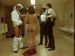 Vintage Airport Sex with Sharon