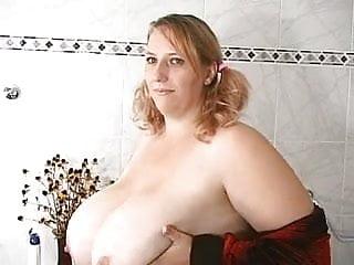 Mom Her Massive Flabby Huge Saggy Boobs