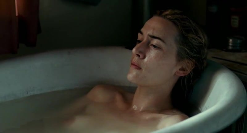 the nude reader winslet Kate