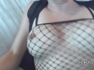 Petite MILF Jolene swallows a cock and gets fucked hard
