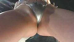 WGD Micro bikini oily dance - Yuduki