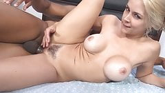 Sarah Vandella got her pussy stuffed by a BBC
