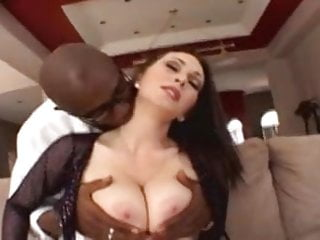 Gorgeous Busty White MILF Takes Thick BBC Destroys Cunt