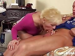 Homemade Cheating German Mom
