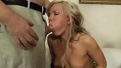 Sexy Teen Willa, Milla Fucked & Cummed by Old Man