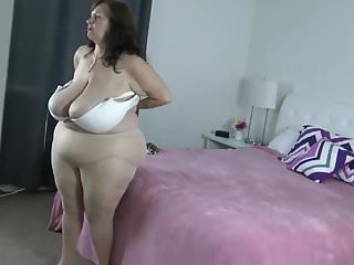 Very hot BBW roleplay