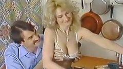 Lili Marlene, Mike Horner, Nick Niter in sexy classic porn