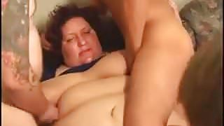 BBW Snacks on Donuts, Cocks and Asses