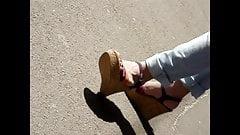 Versteckte High Heels # 28