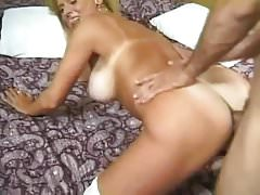 Thick cock opens her mature asshole sex
