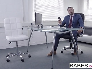 Babes - Office Obsession - Return to Sender starring Sienna