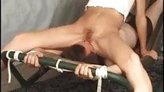 Nice Hot Milf Loves her Pussy Eaten