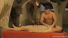 Sensual Oily Massage