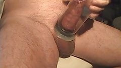 Penis pump homemade Part 1