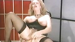 Buffy Davis - ULTRA RARE Solo scene